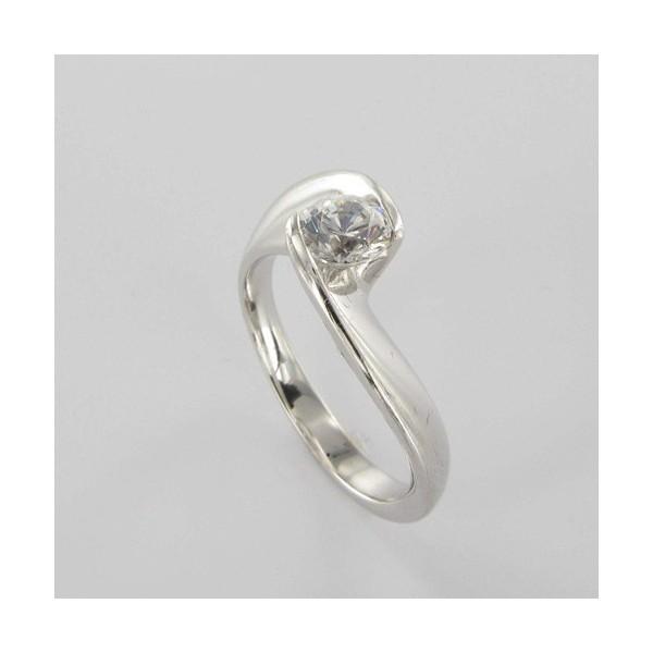 Bague Solitaire Or & Diamant Diamant 0.45 Carat
