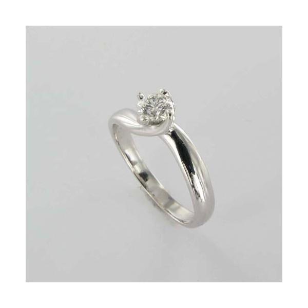 Bague Solitaire Or & Diamant   Diamant 0.28 Carat