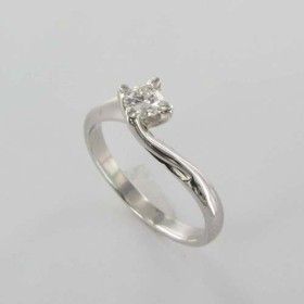 Bague Solitaire Or & Diamant Diamant 0.20 Carat