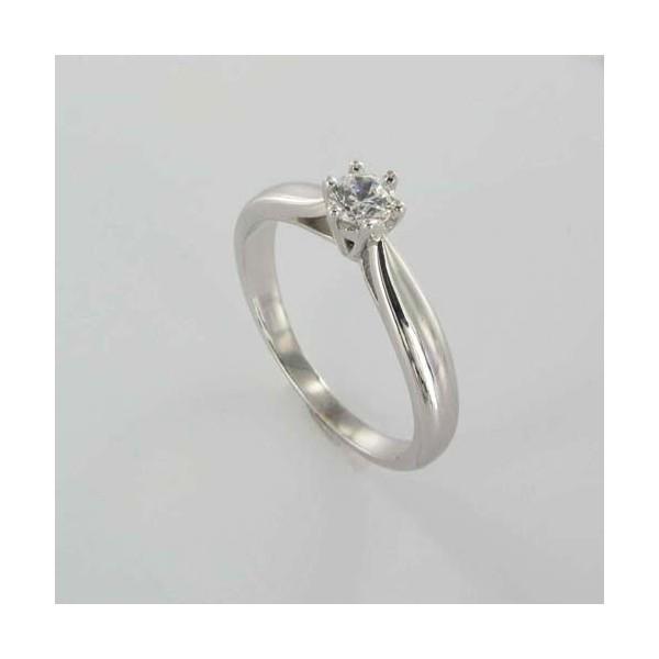 Bague Solitaire Or & Diamant   Diamant 0.20 Carat