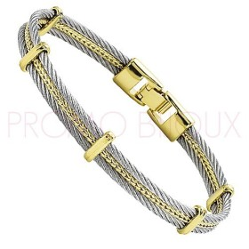 Bracelet Charles Jourdan Plaqué Or