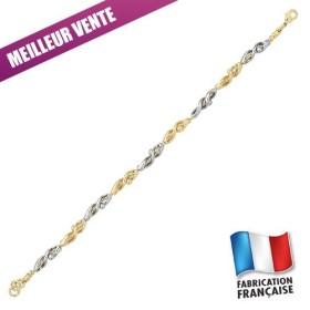Bracelet Jourdan Plaqué Or