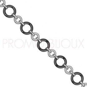 Bracelet Céramique Femme