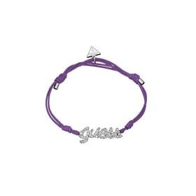 Bracelet Guess Cordon Violet