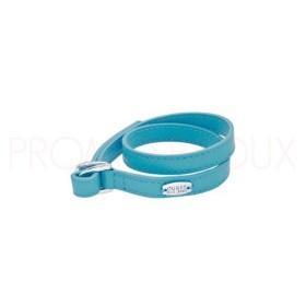 Bracelet Guess Color Chic en Cuir Bleu