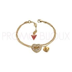 Bracelet Guess Curve Appeal doré