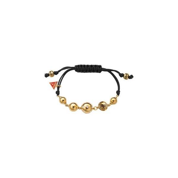 Bijoux pas cher : Bracelet Guess Sparkle Sphere doré