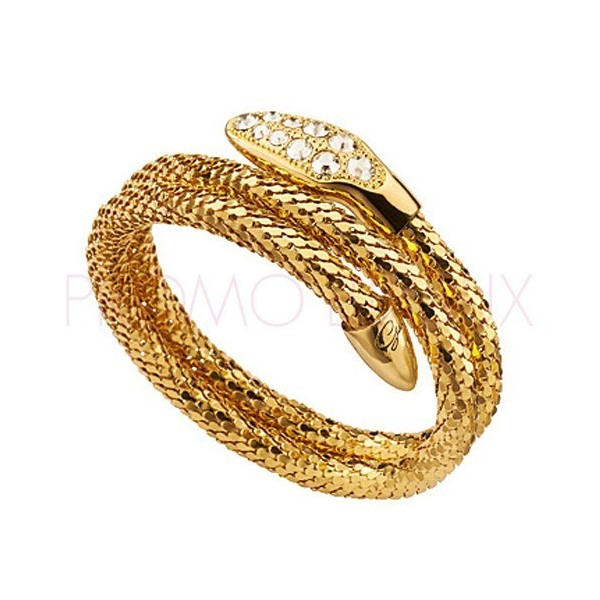 Bracelet Guess Métal doré Serpent