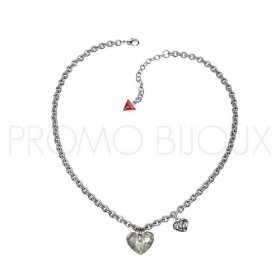 Collier Guess Coeur Cristal