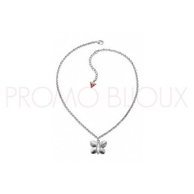 Collier Guess Papillon
