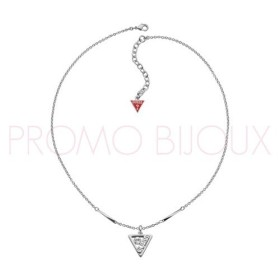 Collier Guess Iconically Triangle Métal Argenté