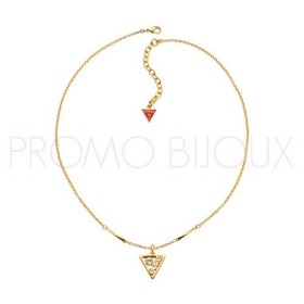 Collier Guess Iconically Triangle Métal doré