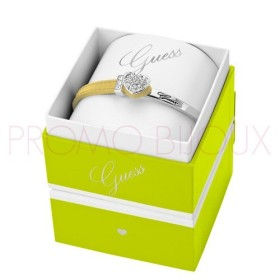 Box Bracelet Guess Verte - Color Chic