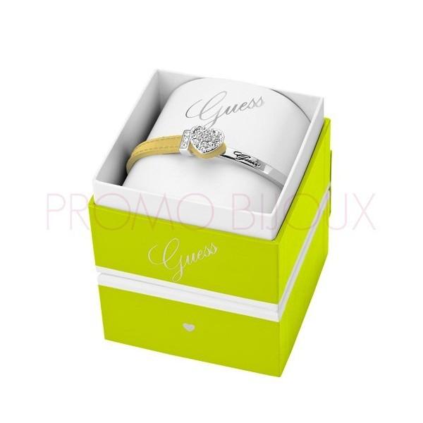 Box Bracelet Guess Verte - Color Chic