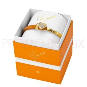 Box Bracelet Guess Orange - Color Chic