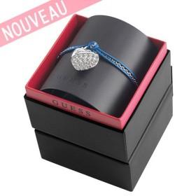 Coffret Bracelet Guess Coeur Argenté - My Heart In a Box