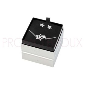 Box Bracelet & Boucles Guess Argenté - Star Struck