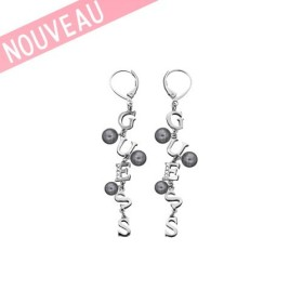 Boucles d'oreilles Guess - Young Contrasts