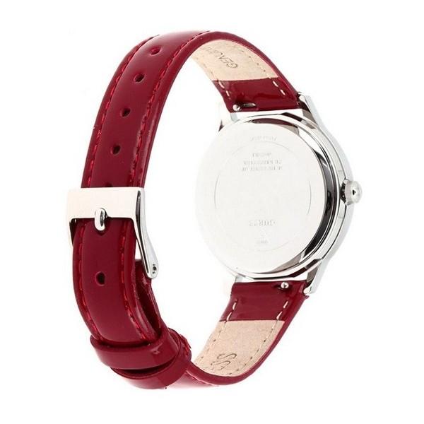 Coffret montre Guess trois bracelets cuirs W0654L1