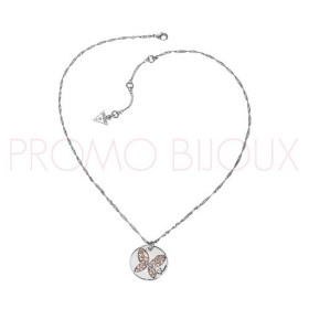 Collier Guess Rhodie Papillon