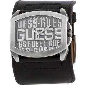 Montre Guess bracelet de force noire W0360G1