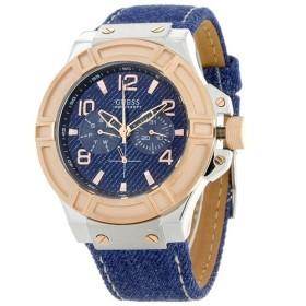 Montre Guess bracelet Jean homme W0040G6