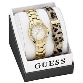 Coffret montre Guess deux bracelets pour femme W0507L2
