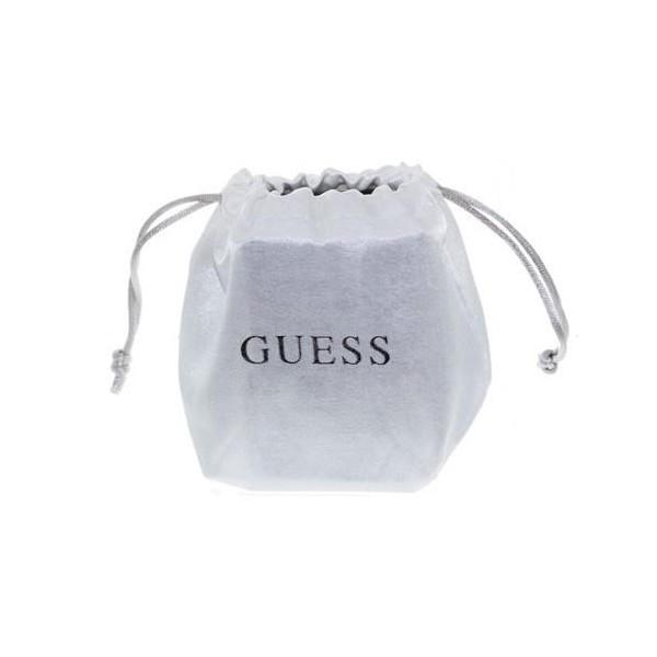 Bracelet Guess Argent Gourmette Femme