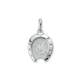 Pendentif zodiacque en argent Sagittaire