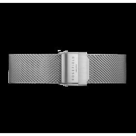 Bracelet montre Rosefield gris pour femme
