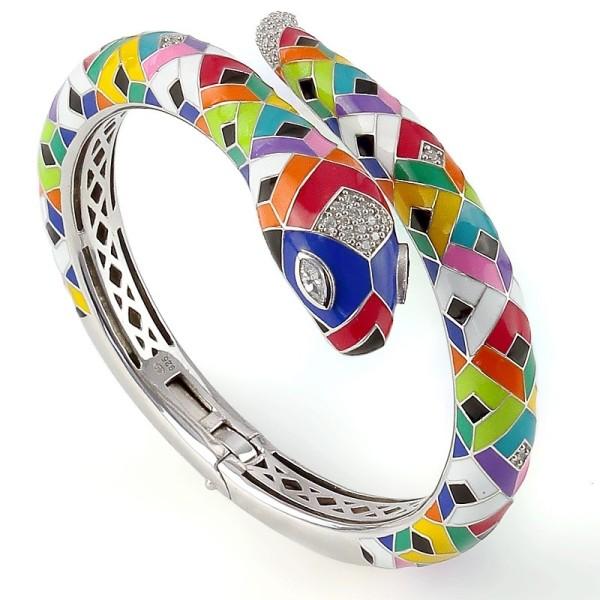 bracelet serpent una storia