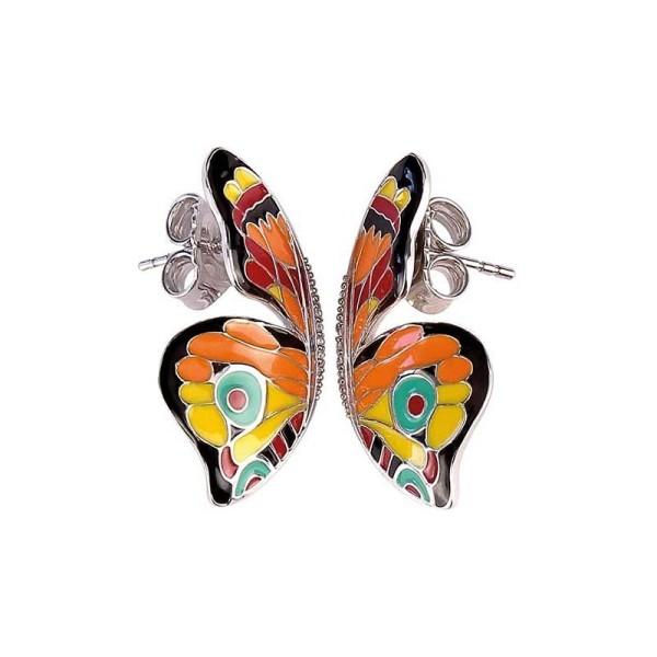 Boucles d'oreilles Una Storia Papillon