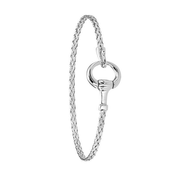 Bracelet Jourdan Harpe en argent