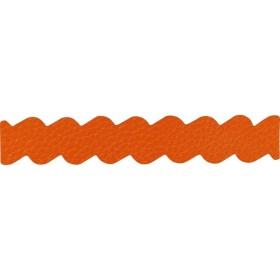 Accessoire bracelet Jourdan Jiji en cuir orange