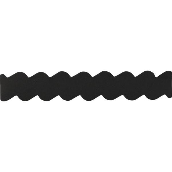 Accessoire bracelet Jourdan Jiji en cuir noir